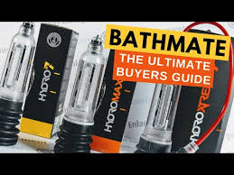 Bathmate Gains Chart Which Bathmate Should I Buy The Ultimate 2019 Buyers Guide