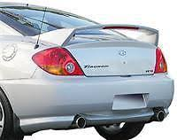 For Hyundai Tiburon Rear Wing Spoiler Primed Factory Style 2003-2008 JSP  339086 EBay