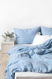 a luxurious naturally breathable linen is timeless to work in any bedroom