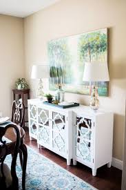 dining room sideboard decorating ideas. Client Project: A Bright And Airy Open Concept Room | The Decor Fix Dining Sideboard Decorating Ideas R