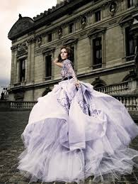 30 gorgeous wedding dresses that are not white wedding party by