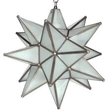 moravian star pendant star pendant light frosted glass bronze frame moravian star pendant chandelier