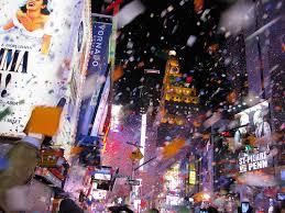 Национальные праздники США государственные праздники и выходные  Новый год в Нью Йорке