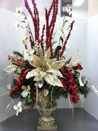 Christmas Floral Arrangements Best 25 Christmas Floral Arrangements Ideas  On Pinterest