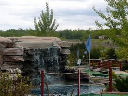 review of brookside miniature golf