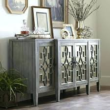 mirrored buffet cabinet. Mirrored Buffet Sideboard Console White Cabinet Sideboards Astonishing T