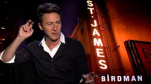 BIRDMAN interview with Edward Norton ...