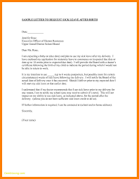 Sample For School 2018 Leave Of Absence Letter Template For School