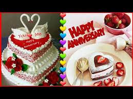 Happy Anniversary Cake Images Whatsapp Status Youtube