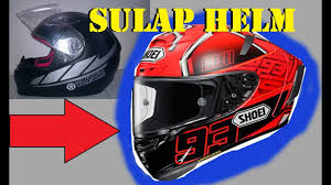 Check spelling or type a new query. Cat Helm Ekonomis Shoei Kupas Tuntas Motor Thewikihow