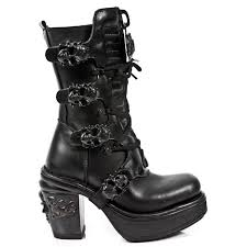 Pin by Melody Mourning Patrick on <b>Gothic</b> Boots in <b>2019</b> | <b>New</b> rock ...