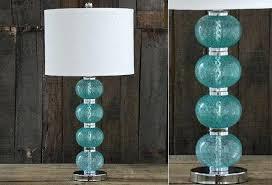 table lamp aqua aqua glass table lamp aquamarine table lamp table lamp aqua
