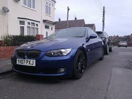 BMW 3 Series what is the cheapest bmw : BMW 335I SE - 10 Service Stamps, 11 months MOT. Great Drive ...