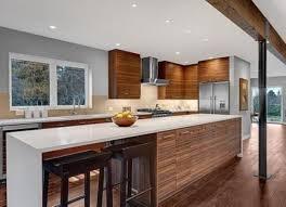Stylish And Atmospheric Mid Century Modern Kitchen Designs Amazing Ideas