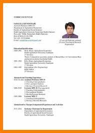 modelo curriculum 10 curriculum vitae pdf hr cover letter