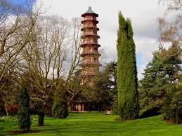 Chinese Pagoda built in 1761
