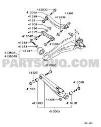 Rear susp wheel tire lrpf cs5w jp mitsubishi catalog size 960 x 1210 px source partsouq