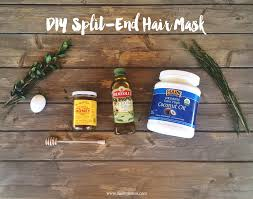 diy split end repair hair mask as my wedding approaches ahh i m focusing on getting as healthy and as beautiful as i can be for my big day my hair is