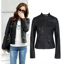 faux leather jacket free