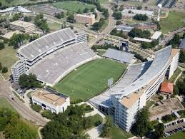 Sec Football Stadium Seating Charts College Gridirons