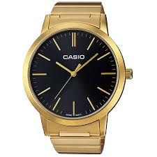 casio collection timepieces products casio ltp e118g 1aef