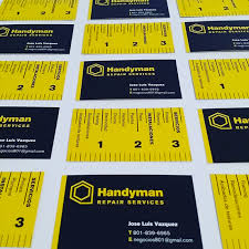 handyman business handyman business cards logo pinterest business cards