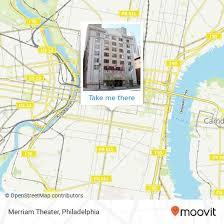 Merriam Theater Philadelphia Seating Chart How To Get To Merriam Theater In Philadelphia By Bus Train