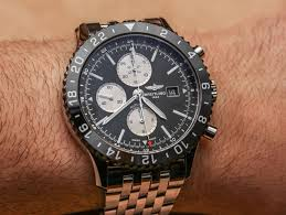 Watch Breitling Chronoliner Hands-on Ablogtowatch
