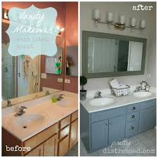 Refinishing Bathroom Vanity Awesome Paint Bathroom Cabinets White Medium Size Of How To Paint Bathroom