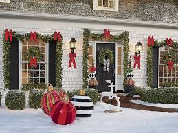 15 spectacular outdoor christmas