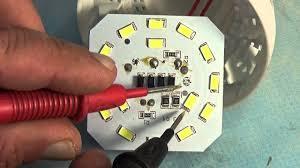 Простая светодиодная <b>лампа</b> схема ремонт - YouTube