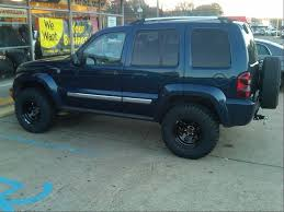 Tire Size Jeep Liberty Tire Size