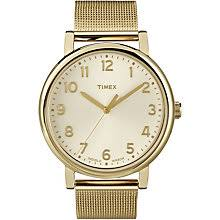 timex watches h samuel timex original ladies gold tone mesh bracelet watch product number 1624938