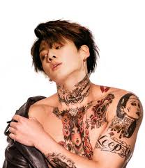 20 Bts Punk Edits That Bring A Tattoo Lovers Fantasy To Life