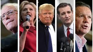 Image result for arizona presidential primary 2016