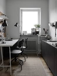 ikea office makeover. We\u0027re Loving This Home Office Makeover A Swedish Couple Received After Winning An Instagram Contest Through Ikea\u0027s Livet Hemma Account They Hosted Past Ikea F