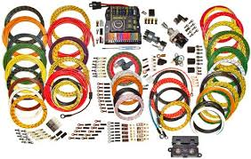 power plus series custom street rod wiring harness kits american highway 15 nostalgia wiring system