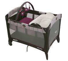 graco bedroom bassinet portable crib. graco pack \u0027n play playard with reversible napper \u0026 changer, nyssa bedroom bassinet portable crib b