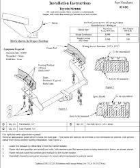wiring diagram sennia trailor hitch schematics and wiring diagrams toyota tundra 7 pin trailer wiring diagram