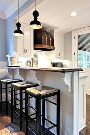 kitchen island counter overhang bar for stools elegant breakfast countertop c