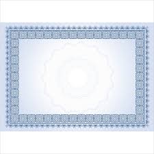 Certificate Background Free 36 Blank Certificate Template Free Psd Vector Eps Ai Format