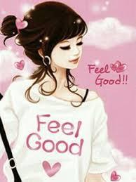 Feel good when ur mood is off INNOCENT🖤👈 | Caricaturas de pessoas,  Garotas, Imagens perfeitas