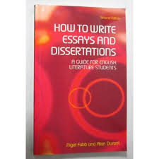 how to write essays and dissertations a guide for english  how to write essays and dissertations a guide for english literature students