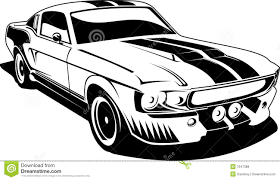 mustang logo black and white. Simple Mustang Black And White Ford Mustang For Mustang Logo And White R