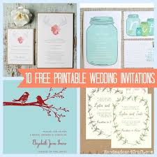 Printable Wedding Invitation Wording Templates Download Them Or Print