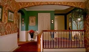 inside home alone house. Interesting House HomeAlonehouseupstairslanding Intended Inside Home Alone House