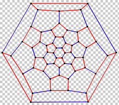 Truncated Solids Chart Symmetry Truncated Icosahedron Angle Planar Graph Angle Png