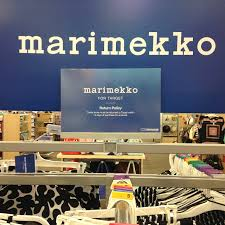 Tracy s Notebook of Style Marimekko for Tar Store Pics Tax