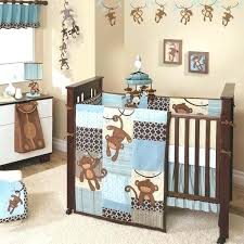 baby boy nursery decor crib bedding sets blue set promotion giggles 5 piece by lambs baby boy crib bedding