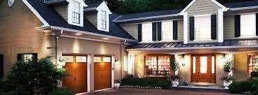 custom entry and garage doors
